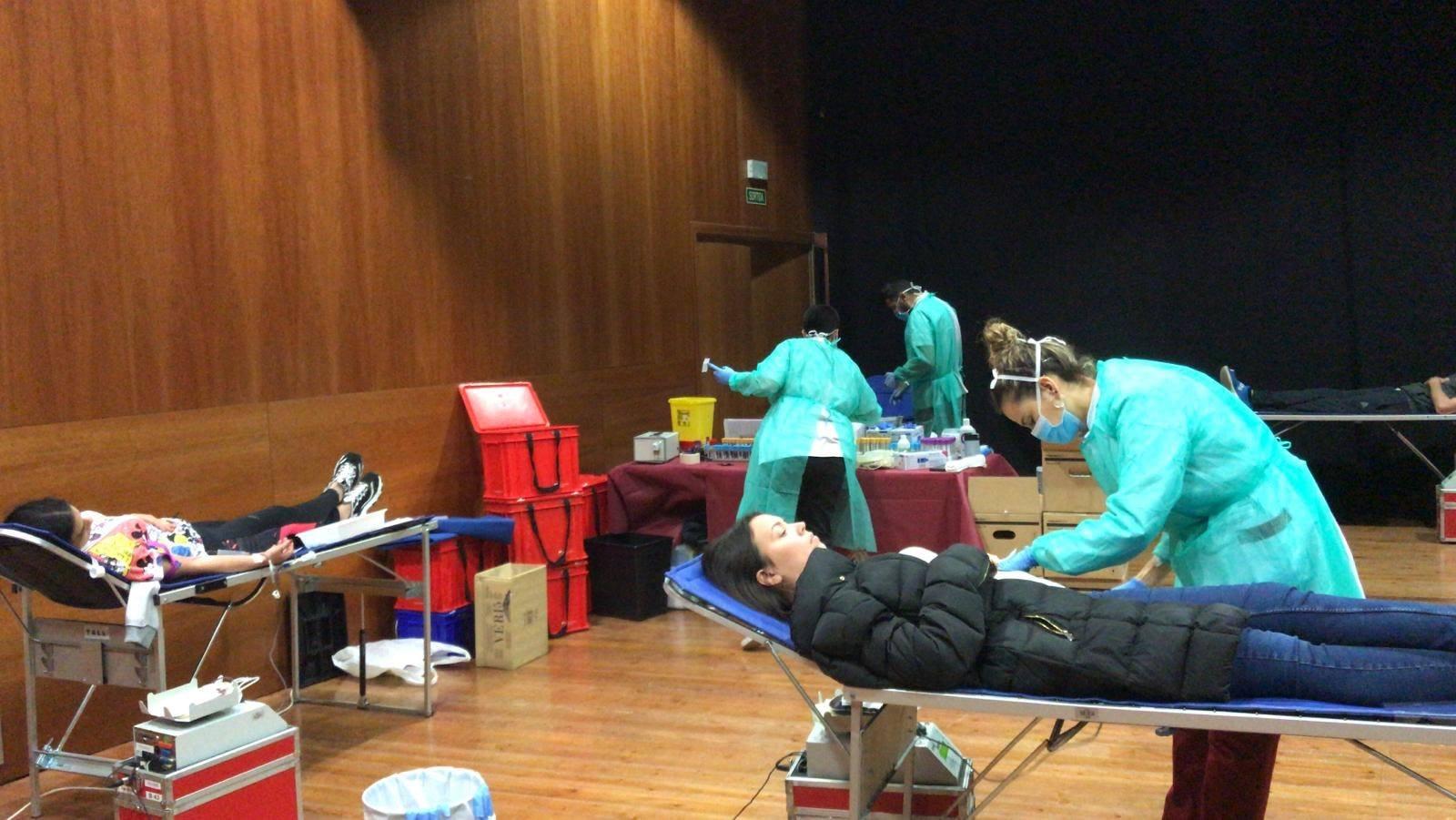 Sant Andreu de la Barca acollirà campanyes especials de donació de sang