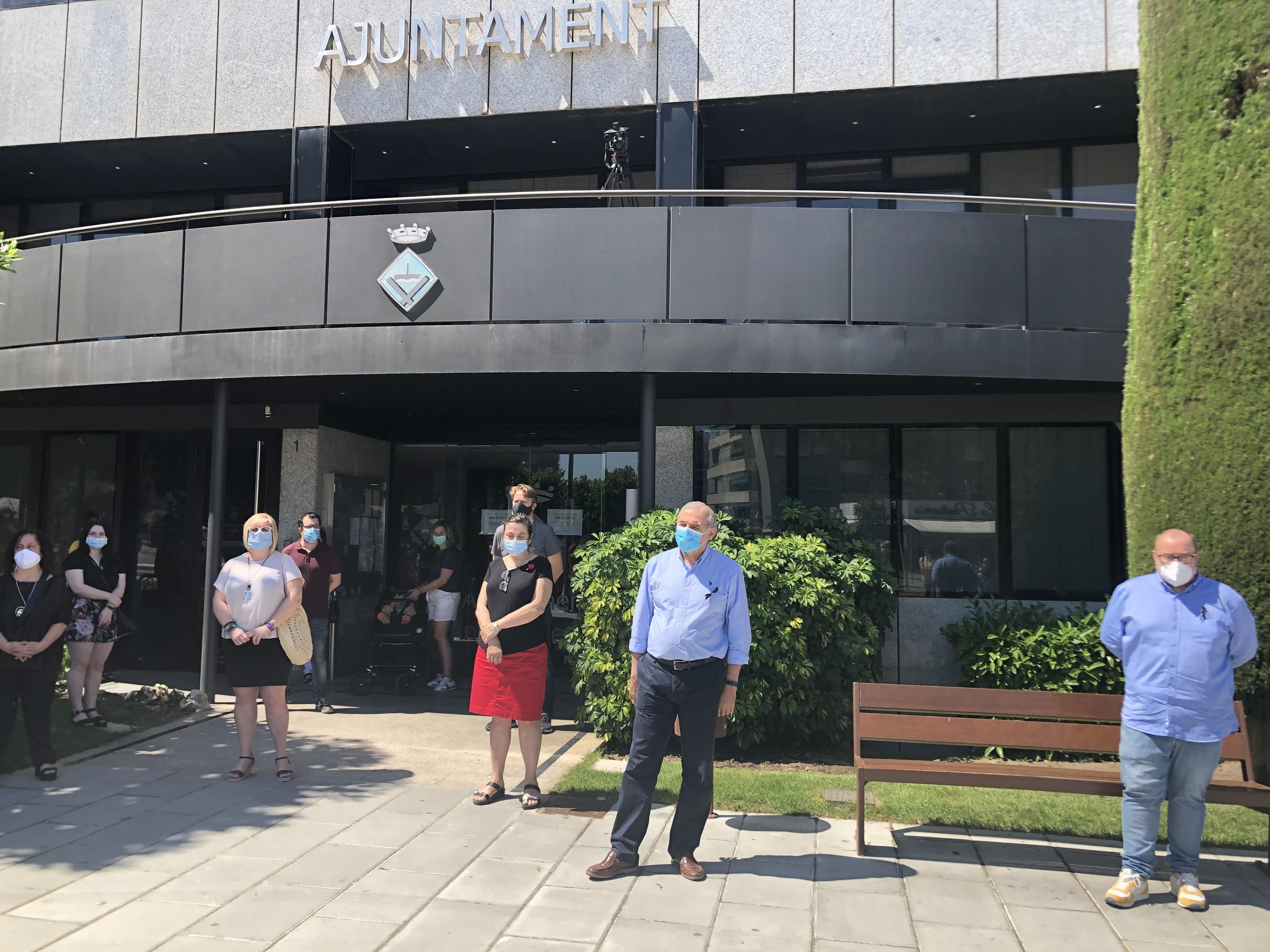 L'Ajuntament s'afegeix al dol decretat pel Govern