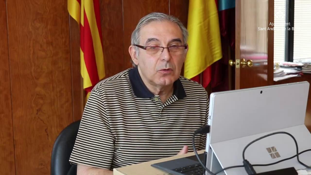 L'Ajuntament  organitza unes xerrades sobre el Coronavirus