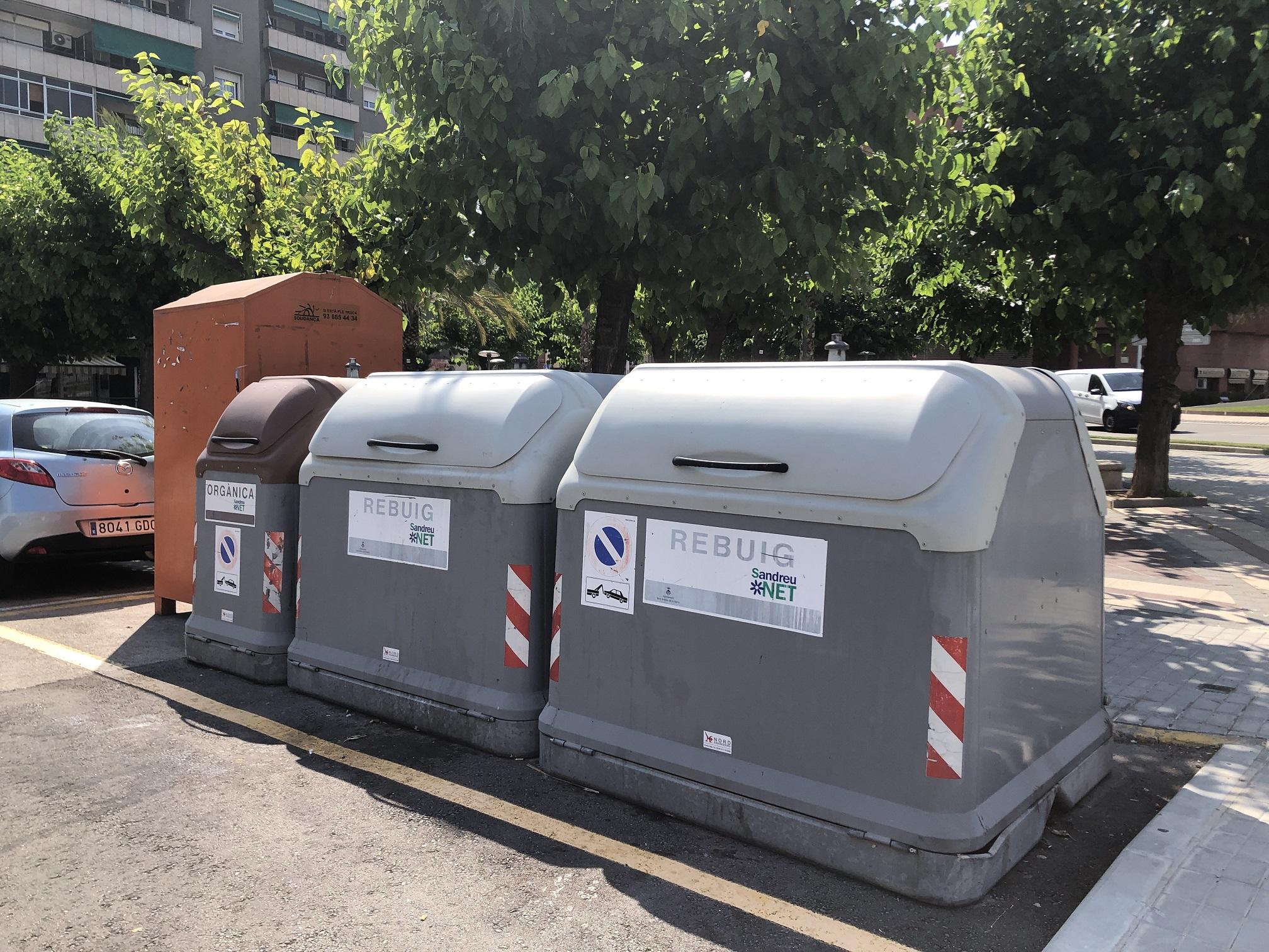 L'Ajuntament de Sant Andreu de la Barca es proposa reduir els residus que es generen un 10% en 5 anys