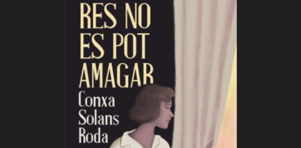 """Conxa Solans Roda guanya la 10a edició del premi literari Delta amb """"Res no es pot amagar"""""""