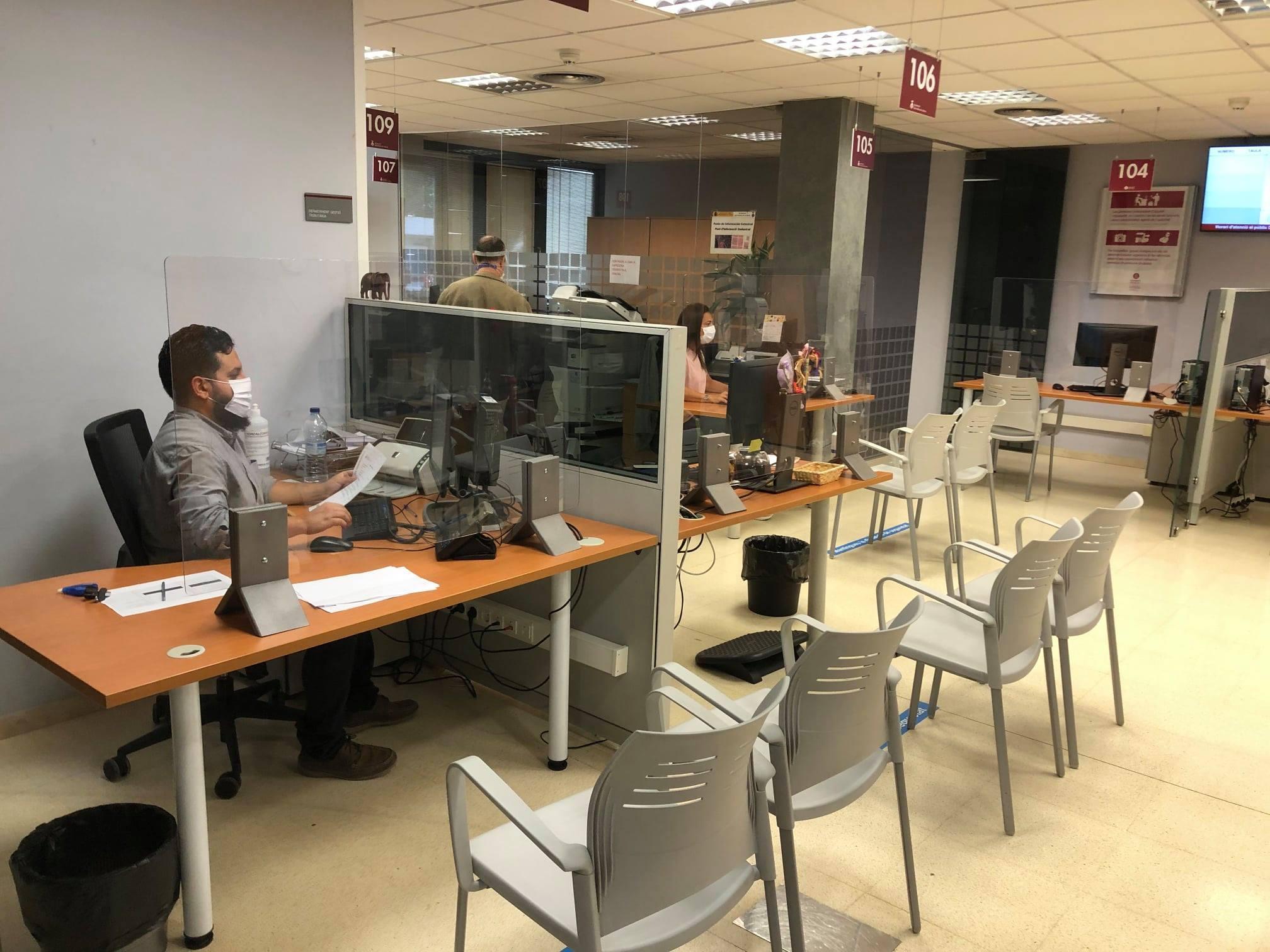 Els ciutadans de Sant Andreu de la Barca ja fan 6 de cada 10 tràmits on line
