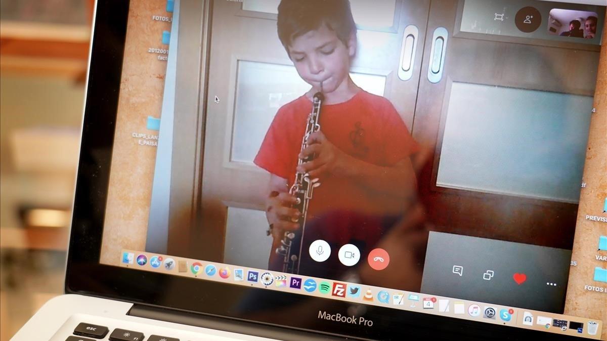 L'escola de música i dansa impartirà les seves classes on line