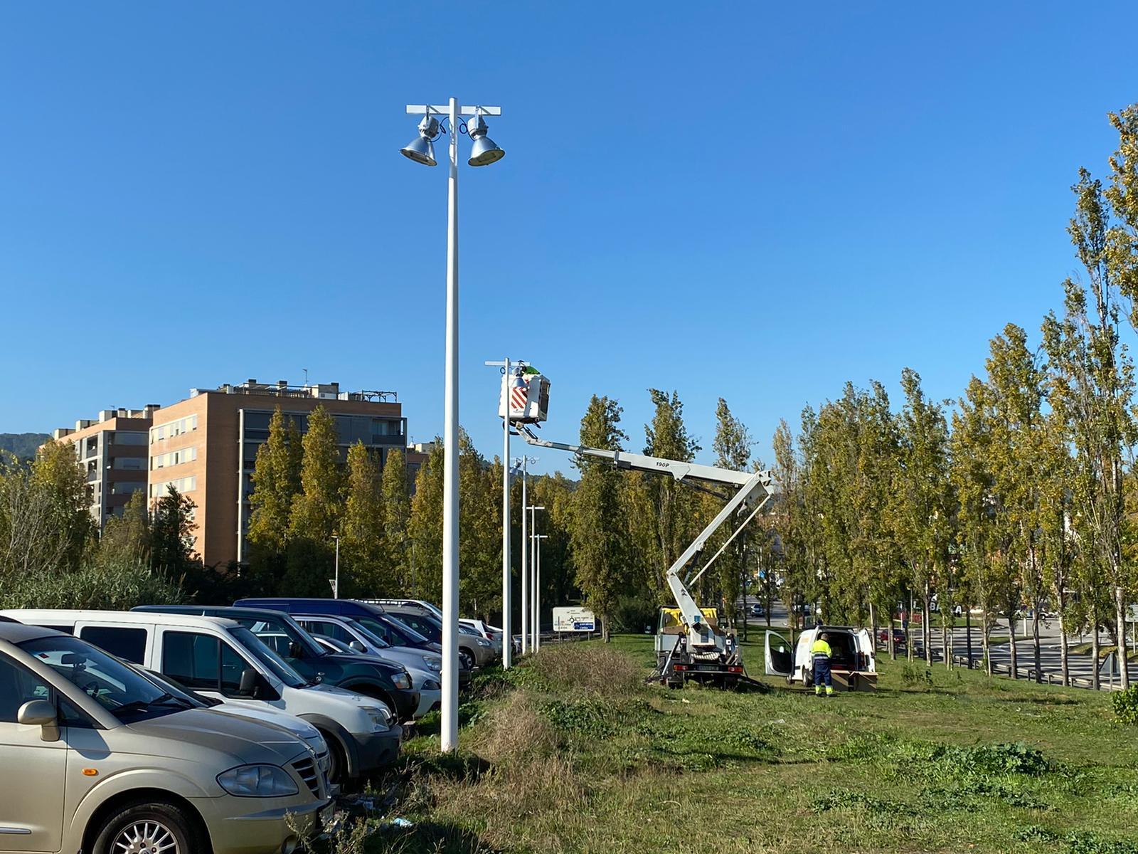 L'aparcament del Josep Pla doblarà la seva capacitat