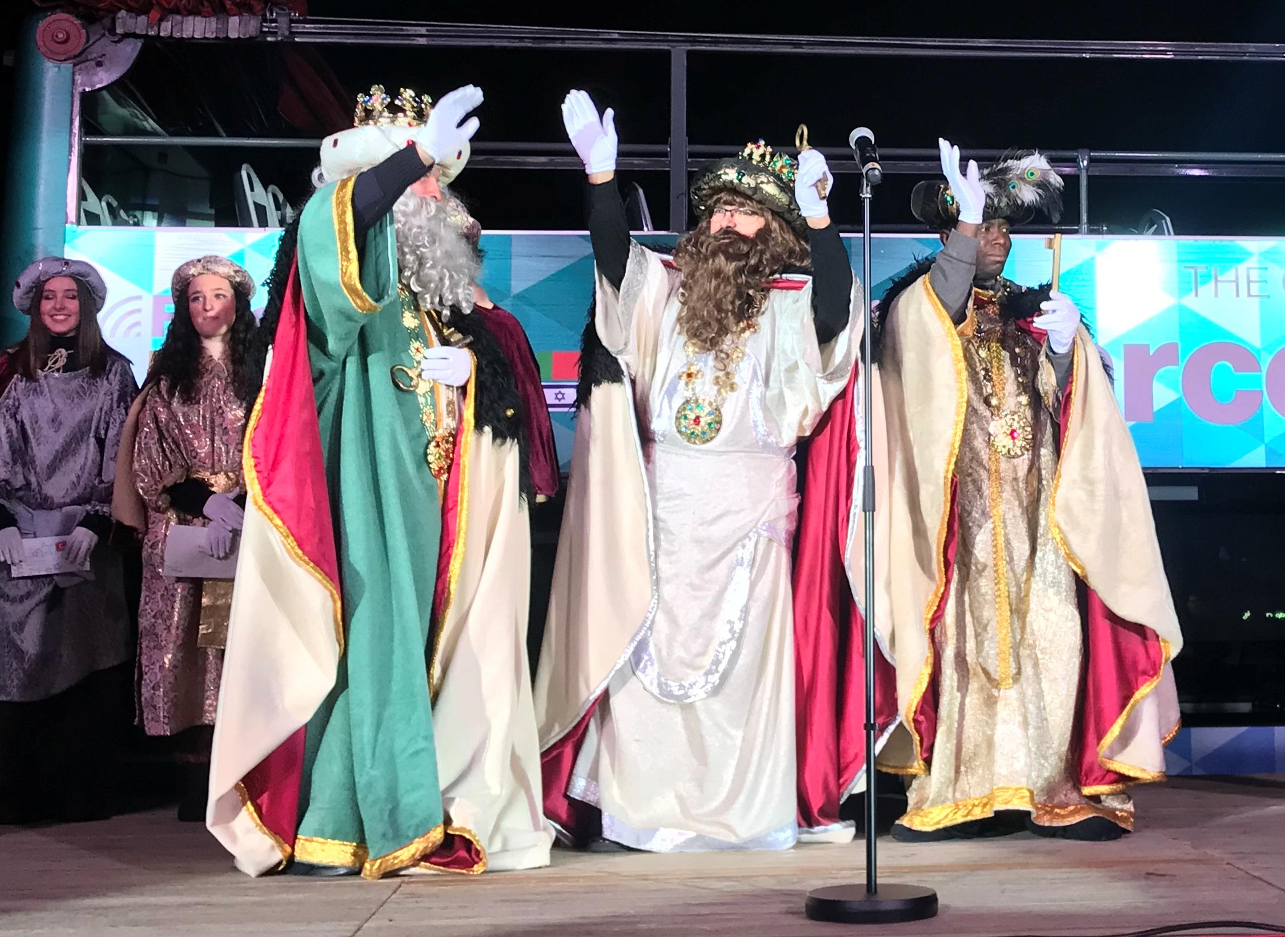 Els Reis Mags arribaran puntuals a la seva trobada amb els infants de la ciutat