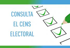 Ja es pot consultar el cens per a les eleccions del 14 de febrer