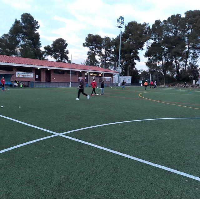 L'Ajuntament cedeix espais per facilitar la pràctica esportiva de les entitats