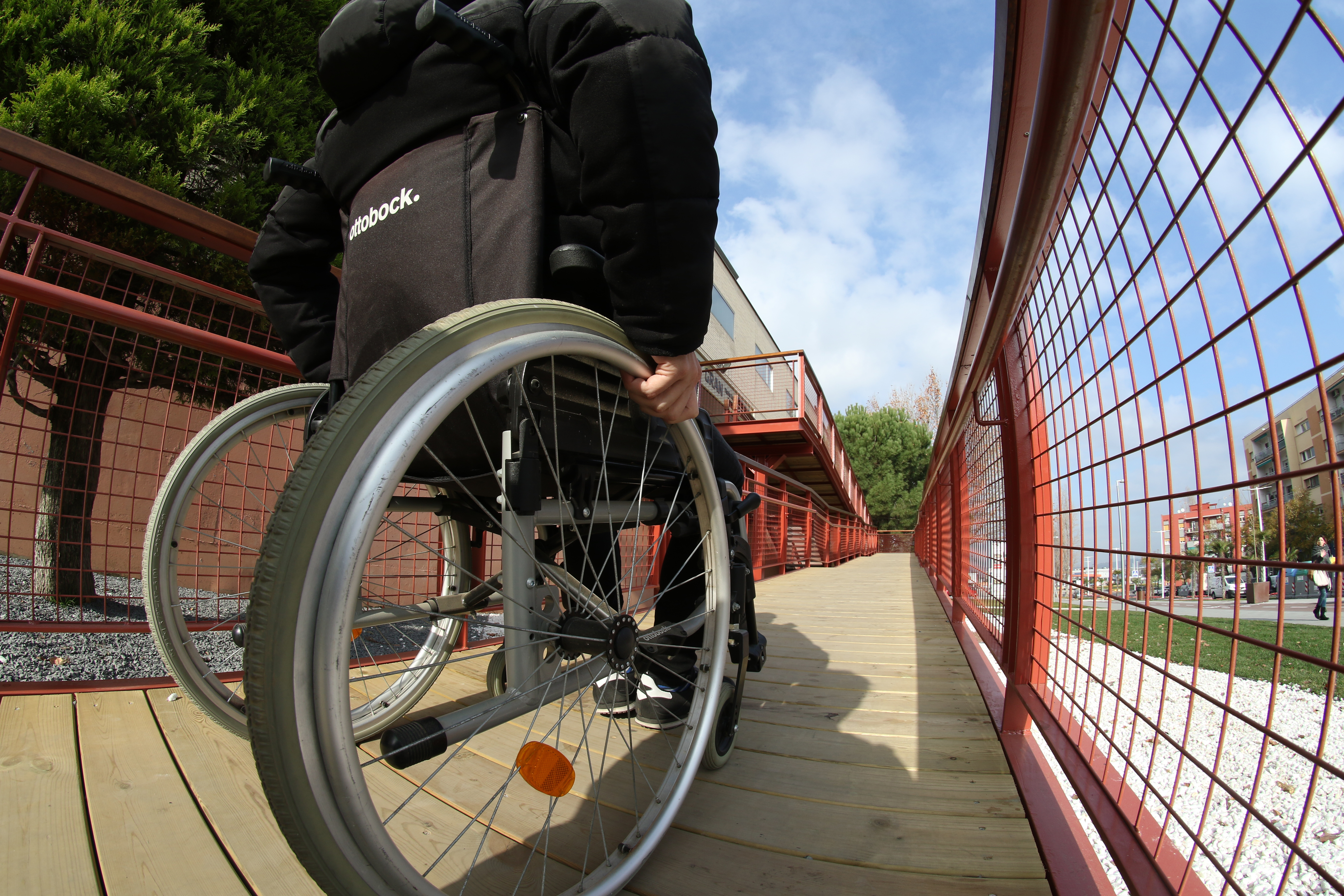 L'Ajuntament garanteix el trasllat de les persones amb discapacitat als col•legis electorals