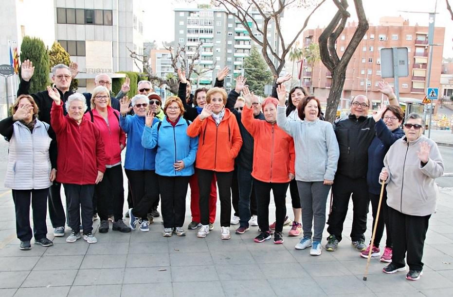 L'Ajuntament promou l 'activitat física entre la població