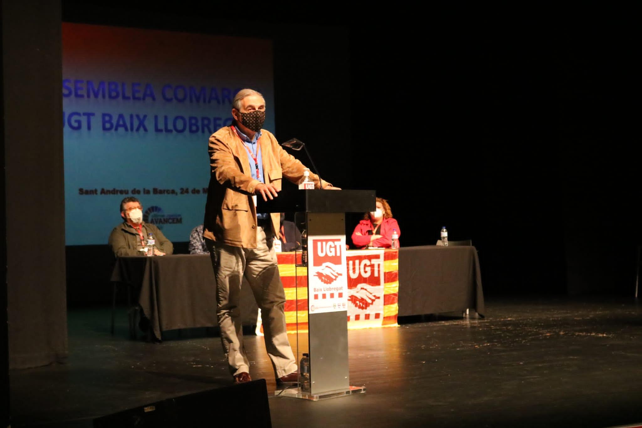 L'alcalde alerta dels efectes econòmics de la crisi sanitària