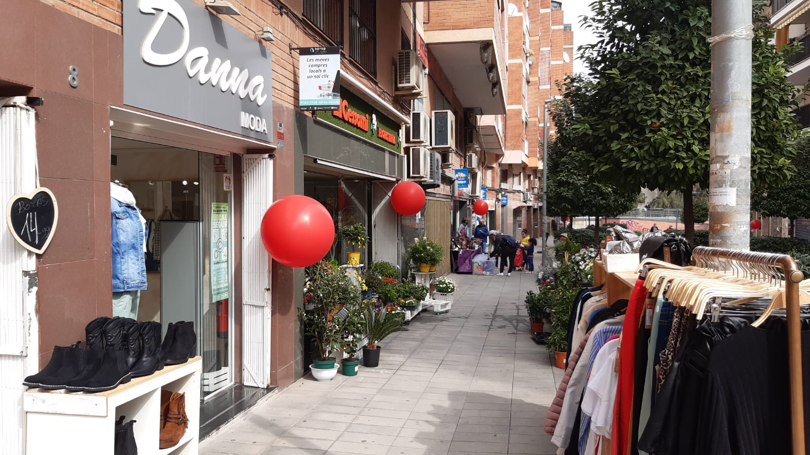 Sant Andreu celebrarà la primavera amb una renovada Fira de la Primavera