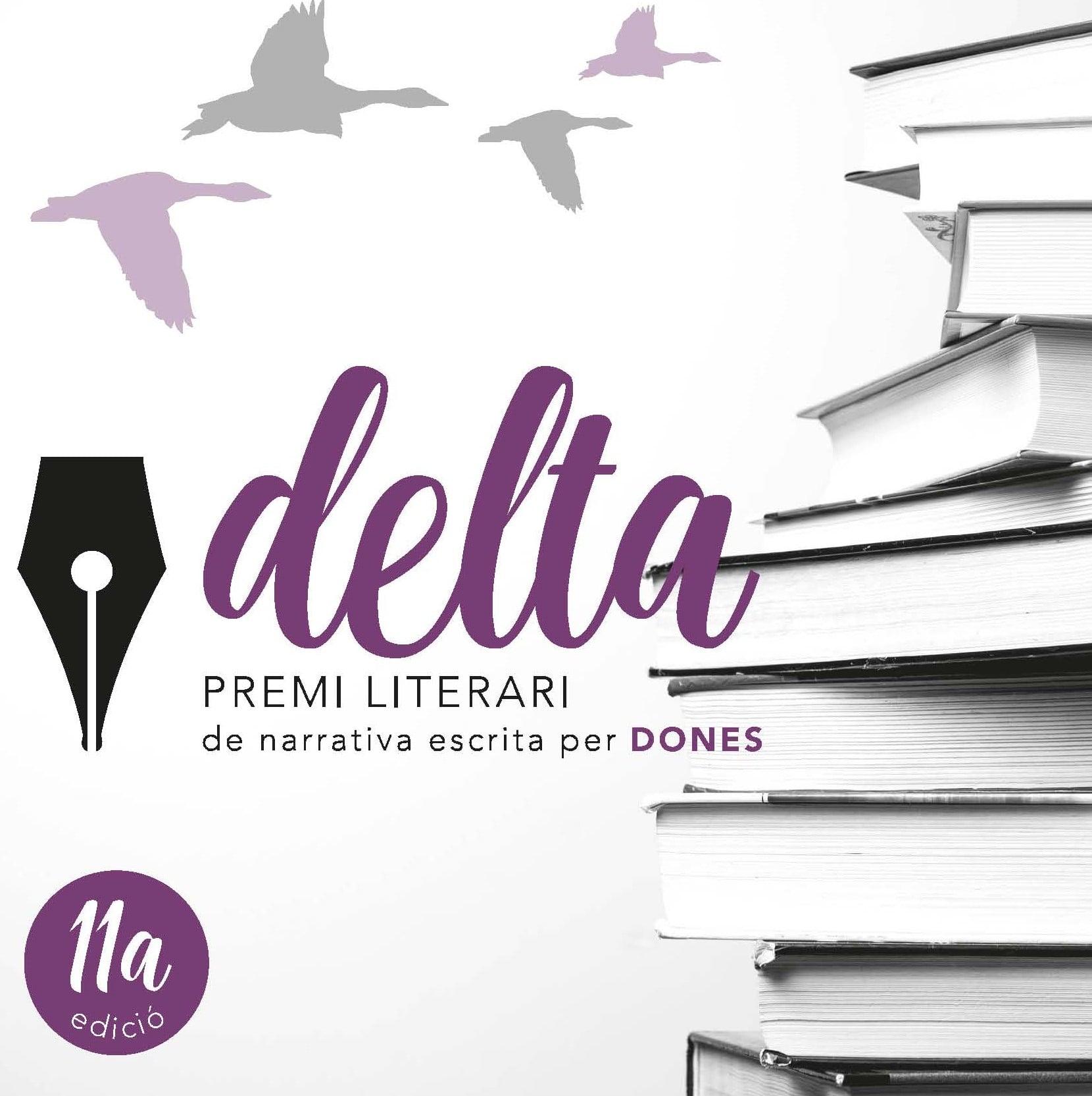 Convocat el Premi Delta de Narrativa Escrita per a Dones