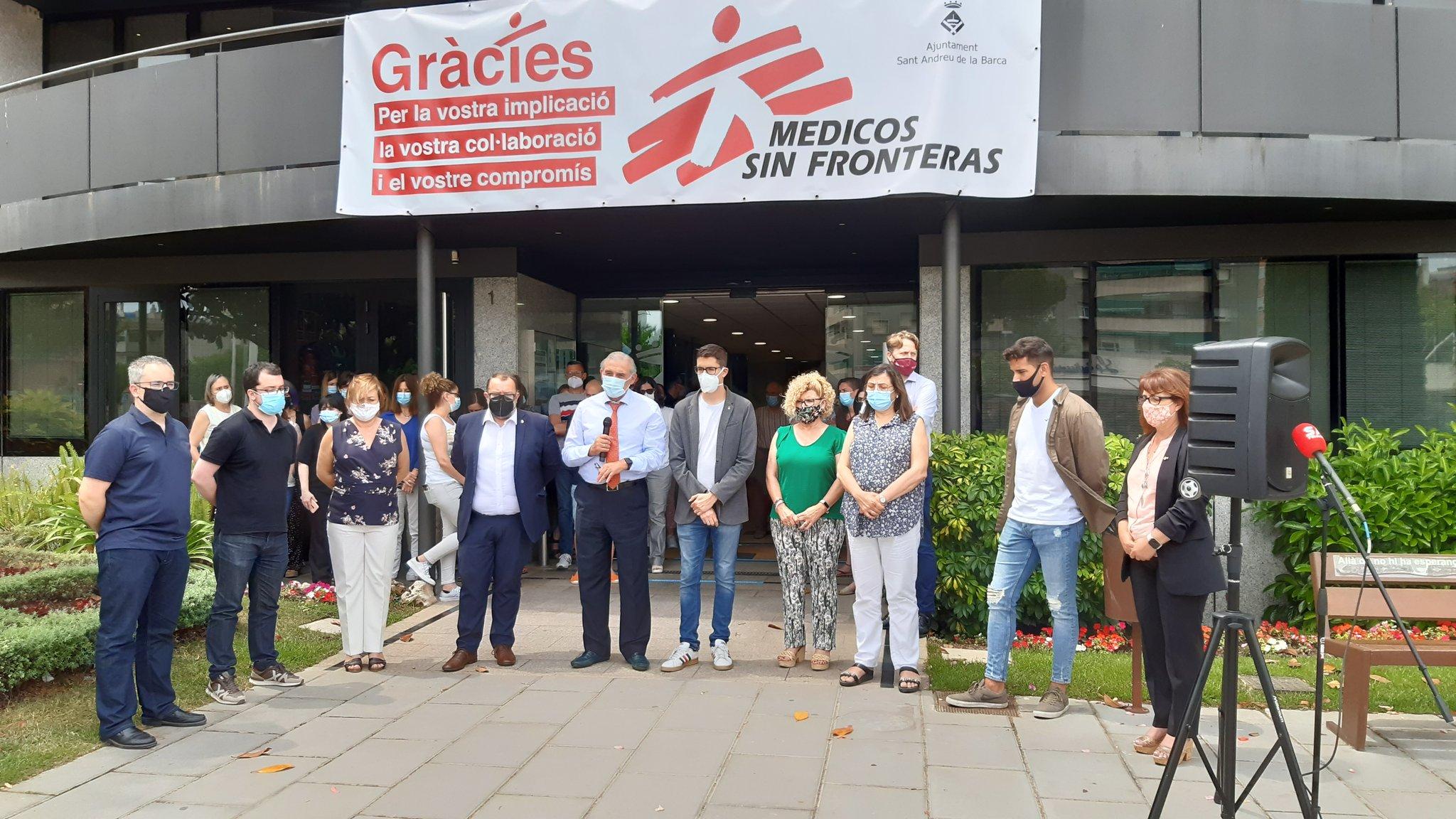 L'Ajuntament mostra el seu condol per l'assassinat masclista de dues nenes a Tenerife i una jove a Sevilla