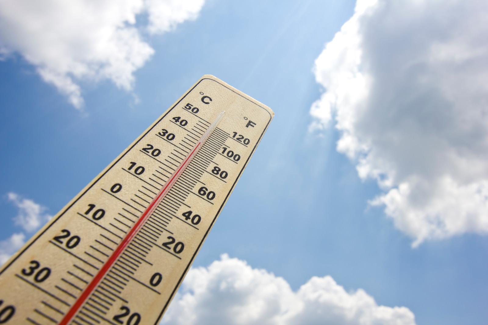 Alerta per onada de calor