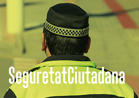 Accedir a Seguretat Ciutadana